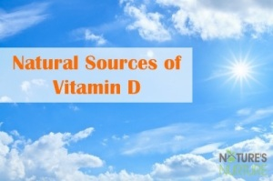 Natural Sources Vitamin D